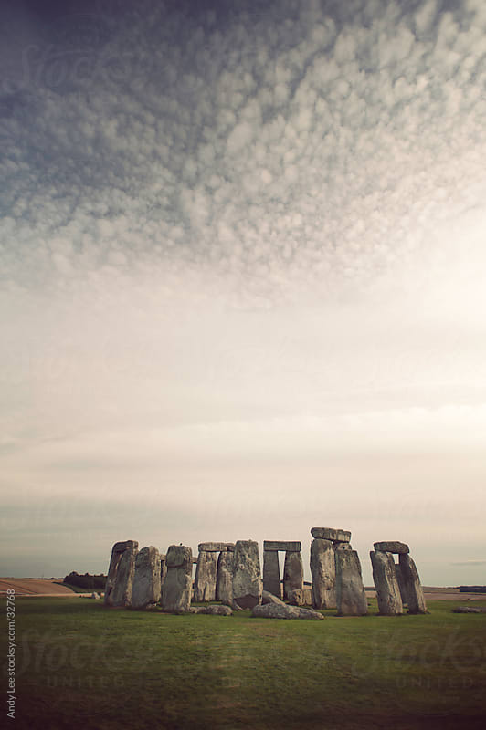 Stonehenge by Andy Lee for Stocksy United