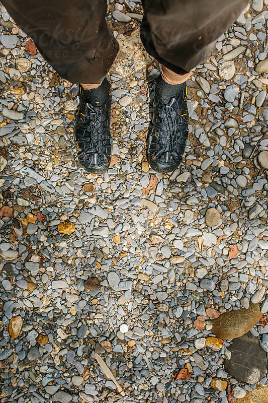 river sandals by ian pratt for Stocksy United