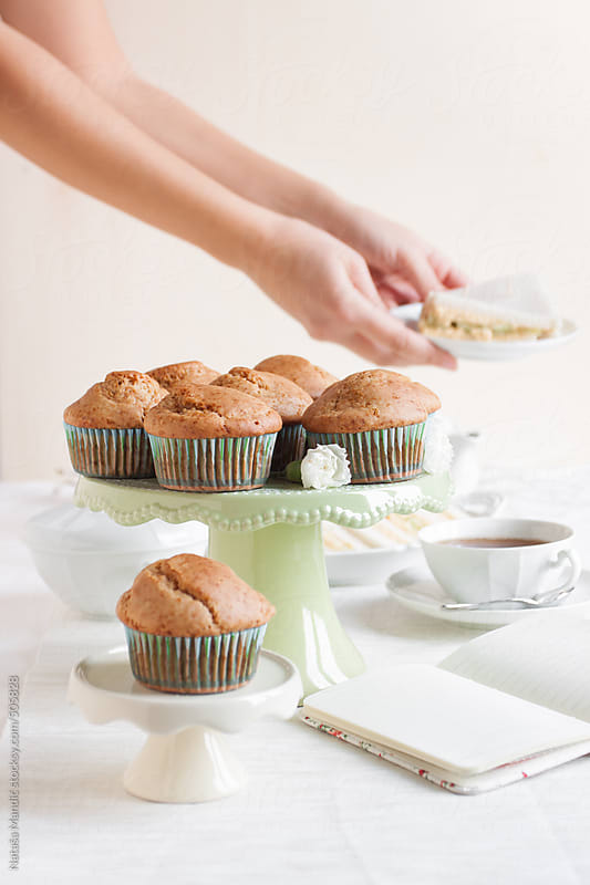 Muffins by Nataša Mandić for Stocksy United