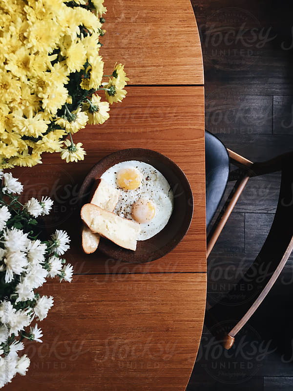 Breakfast. by Brandon Herrell for Stocksy United