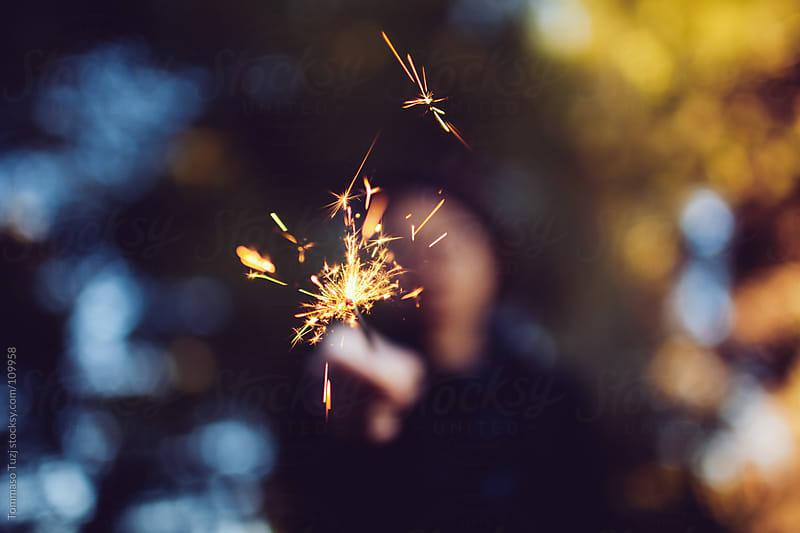 fireworks by Tommaso Tuzj for Stocksy United