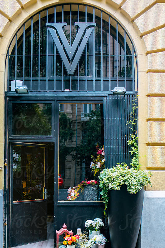 Flower Shop by Lumina for Stocksy United