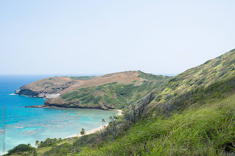 Hanauma Bay, HI by Helene Cyr for Stocksy United