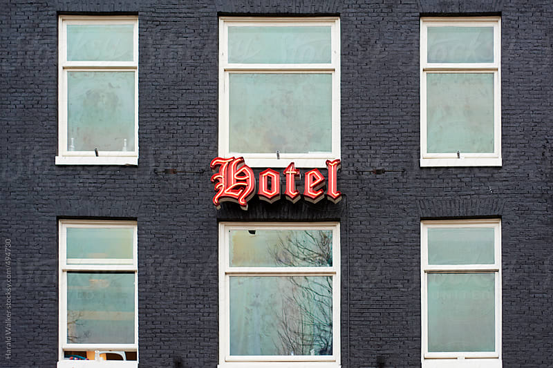 Hotel by Harald Walker for Stocksy United