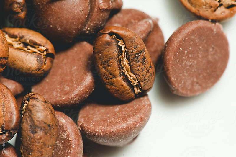 Coffee Beans by Courtney Rust for Stocksy United