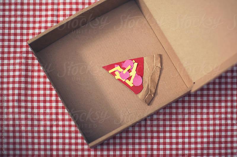 The last slice... by Catherine MacBride for Stocksy United
