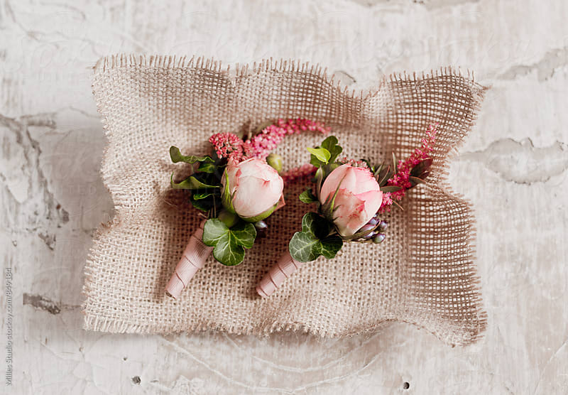 Boutonniere by Milles Studio for Stocksy United