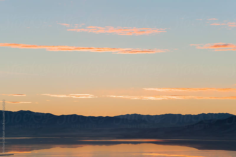 Lake Sunset by Anthon Jackson for Stocksy United