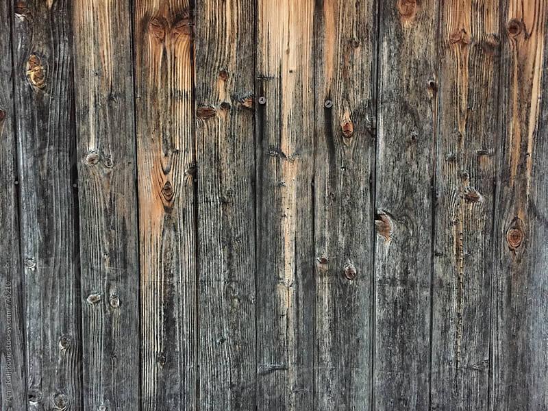 Old wooden panels by Amir Kaljikovic for Stocksy United