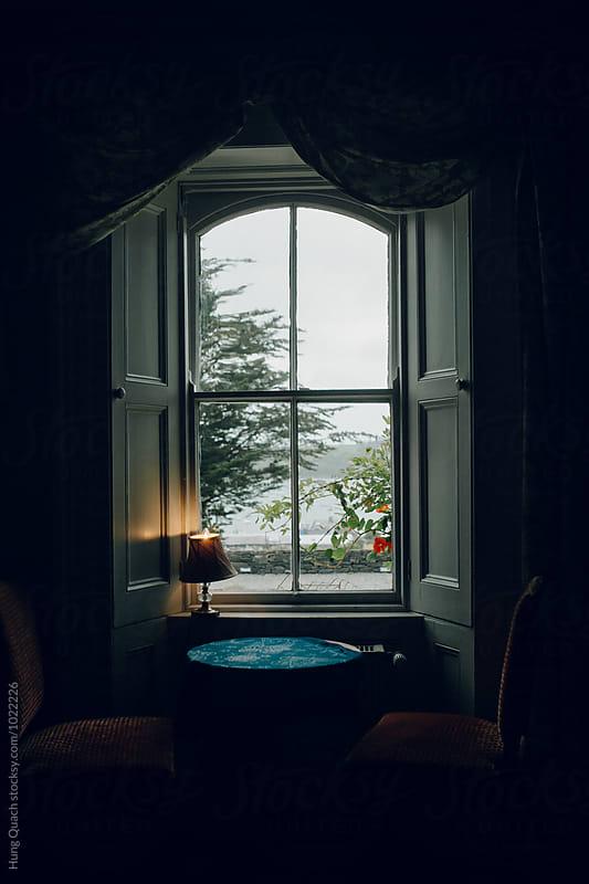 Dark Window by Hung Quach for Stocksy United