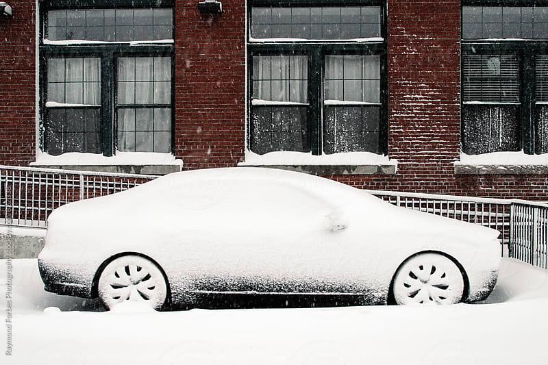 Winter's Blanket by Raymond Forbes LLC for Stocksy United