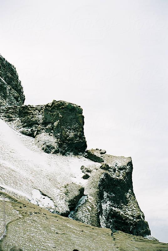 Volcanic rock by Sam Burton for Stocksy United