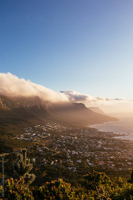 Camps Bay by Hillary Fox for Stocksy United