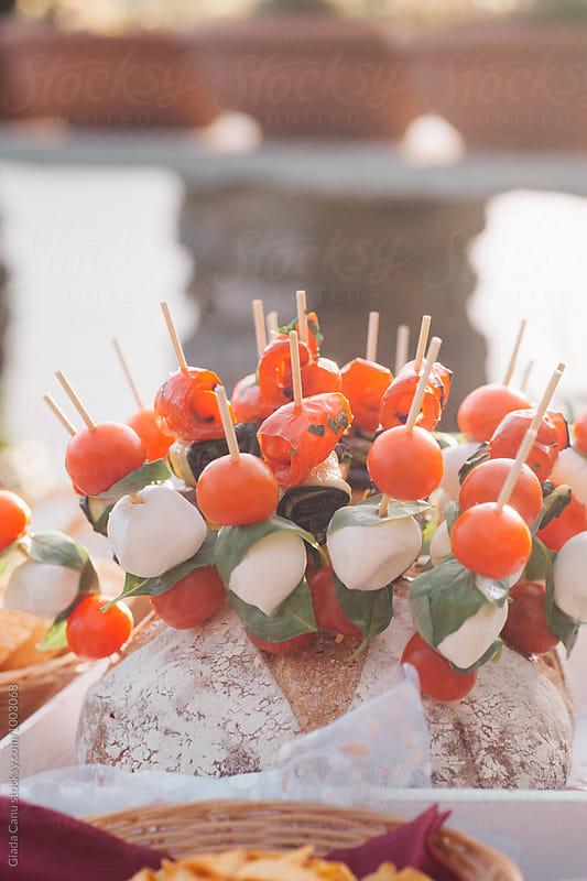 Italian aperitif by Giada Canu for Stocksy United