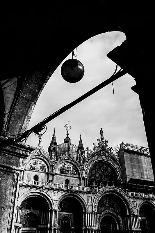 Architecture in Venice, Italy by Mauro Grigollo for Stocksy United