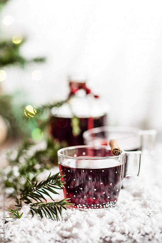 Mulled wine by Susan Brooks-Dammann for Stocksy United
