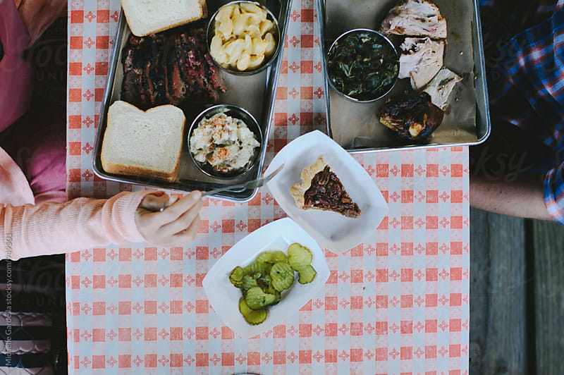 Texas BBQ by Michelle Gardella for Stocksy United