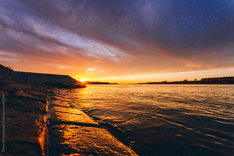 Sunset by Dimitrije Tanaskovic for Stocksy United