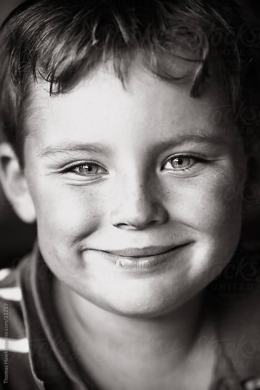 boy by Thomas Hawk for Stocksy United