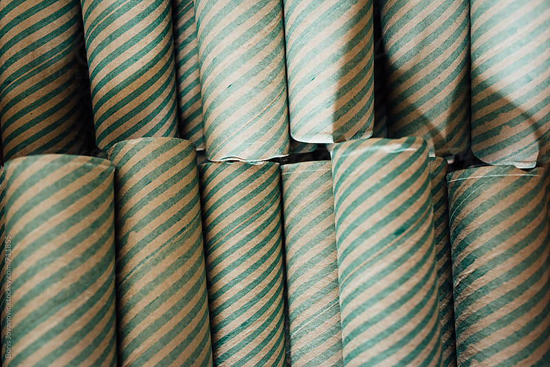 Group of cotton roll by Boris Jovanovic for Stocksy United