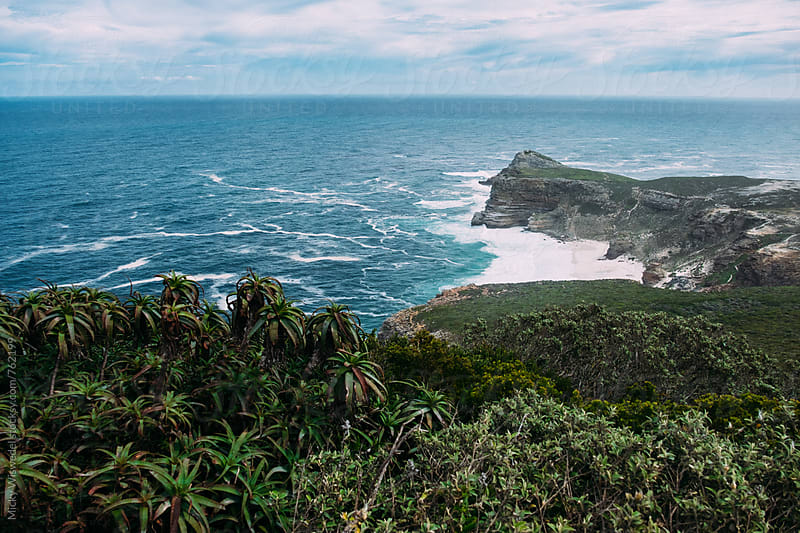 view of the Cape of Good Hope by Micky Wiswedel for Stocksy United