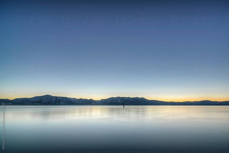 Still Lake by Arthur Chang for Stocksy United