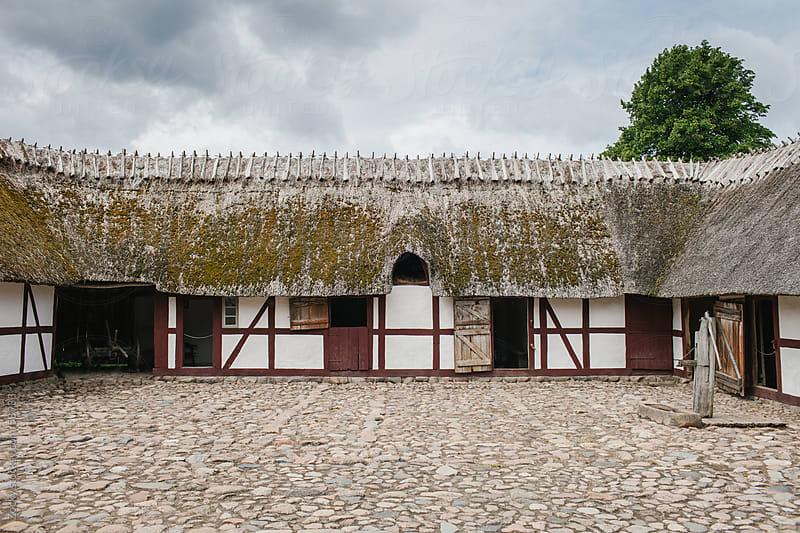 Old farmhouse. by Zocky for Stocksy United