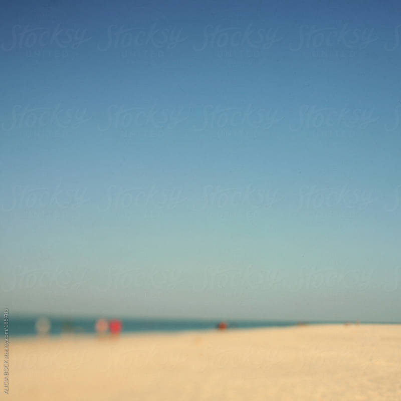 Beach Abstract by ALICIA BOCK for Stocksy United