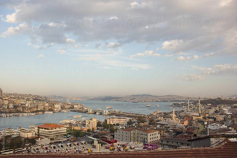 Bosphorus view by Milles Studio for Stocksy United
