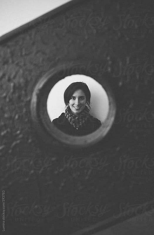Circle Portrait by Lumina for Stocksy United