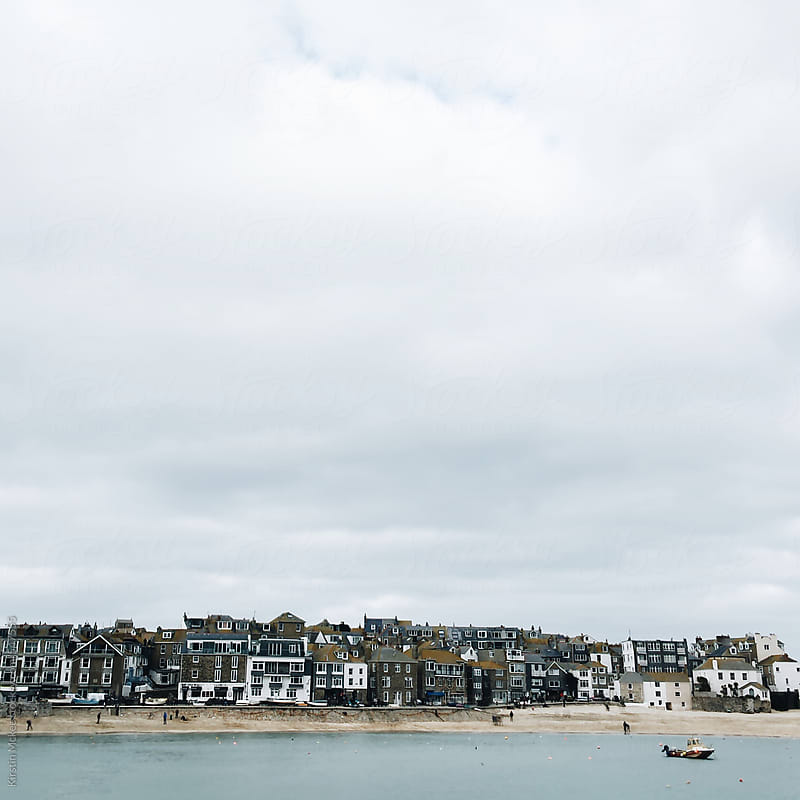 St. Ives, Cornwall by Kirstin Mckee for Stocksy United