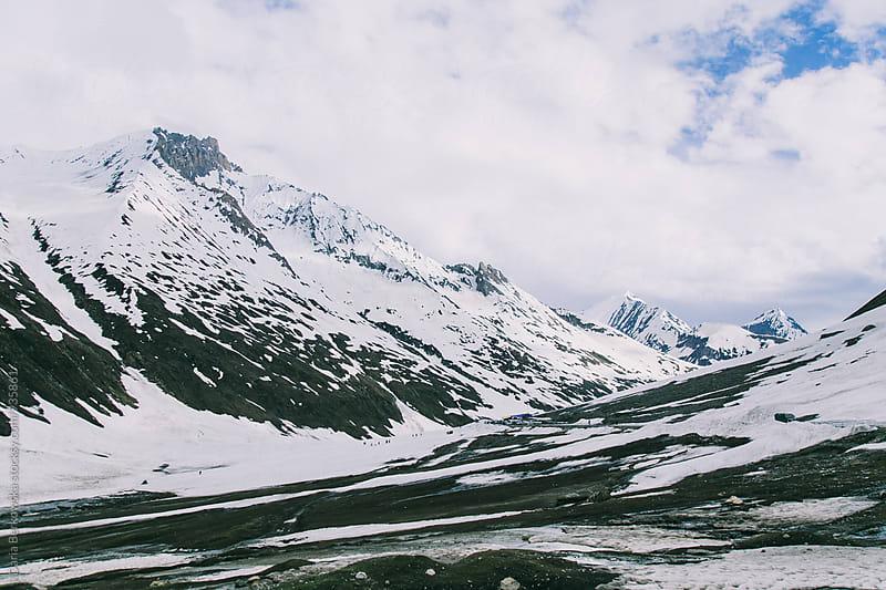 Mountains of Ladakh by Daria Berkowska for Stocksy United