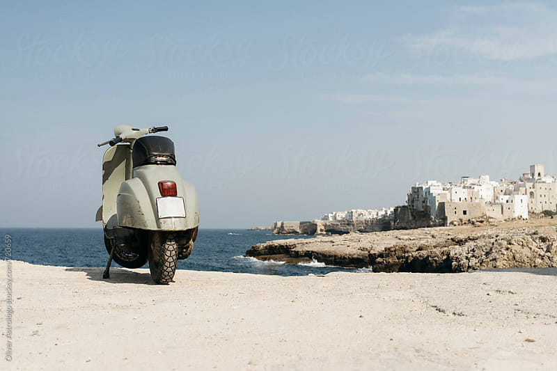 Polignano by Oliver Astrologo for Stocksy United