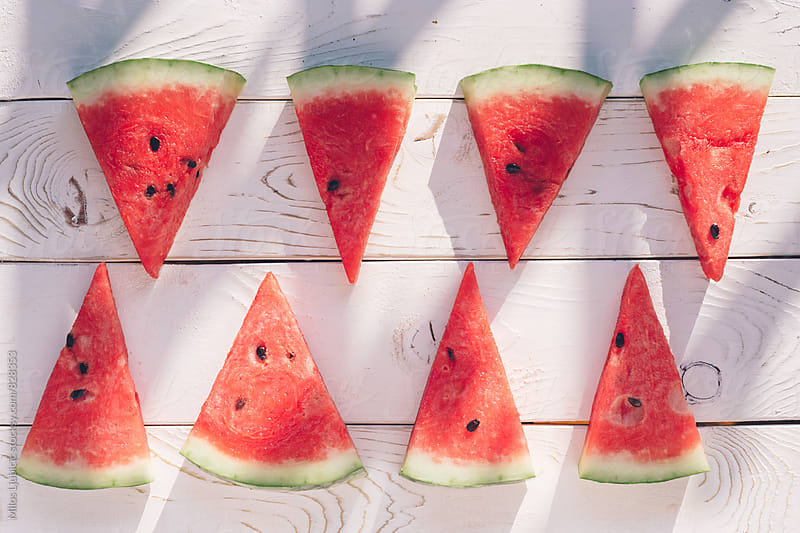 Watermelon by Milos Ljubicic for Stocksy United