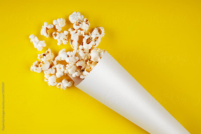 Popcorn by Paperclip Images for Stocksy United