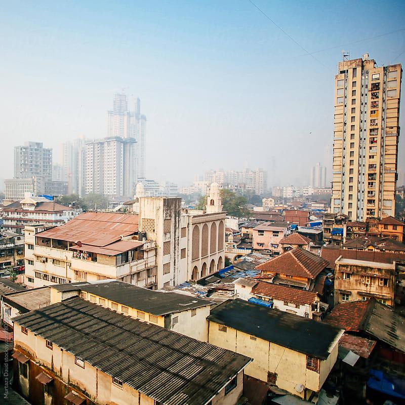 Old Mumbai Skyline by Murtaza Daud for Stocksy United