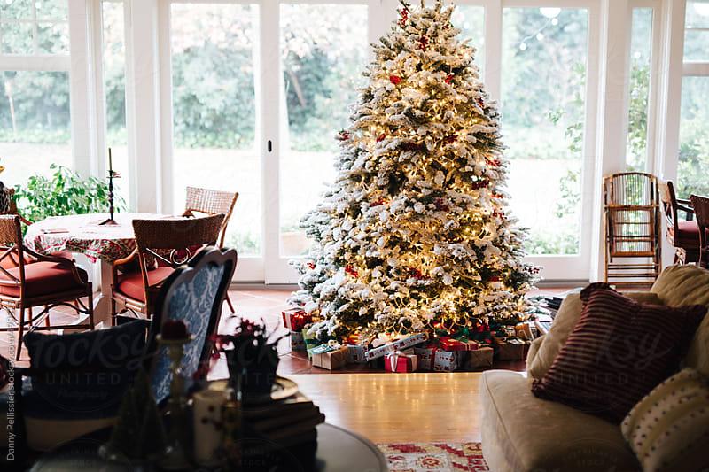 Home for Christmas by Danny Pellissier for Stocksy United