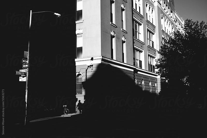 walking in the shades of NYC by GIC for Stocksy United