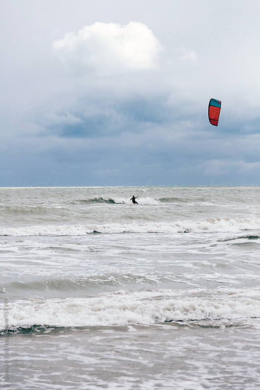 Kite Surf by Tommaso Tuzj for Stocksy United