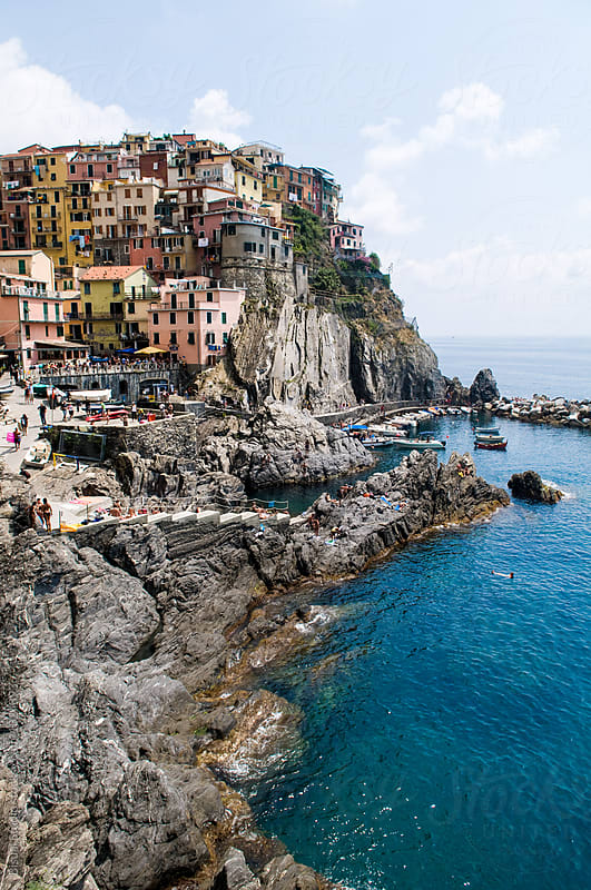 Manarola by Bisual Studio for Stocksy United