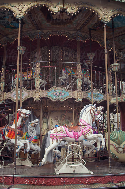 carousel by B & J for Stocksy United