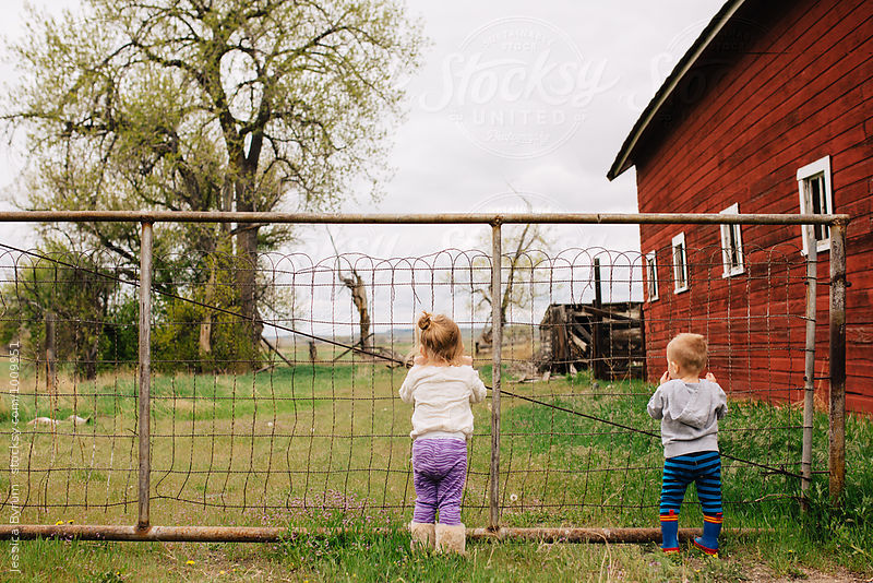 On The Other Side by Jessica Byrum for Stocksy United