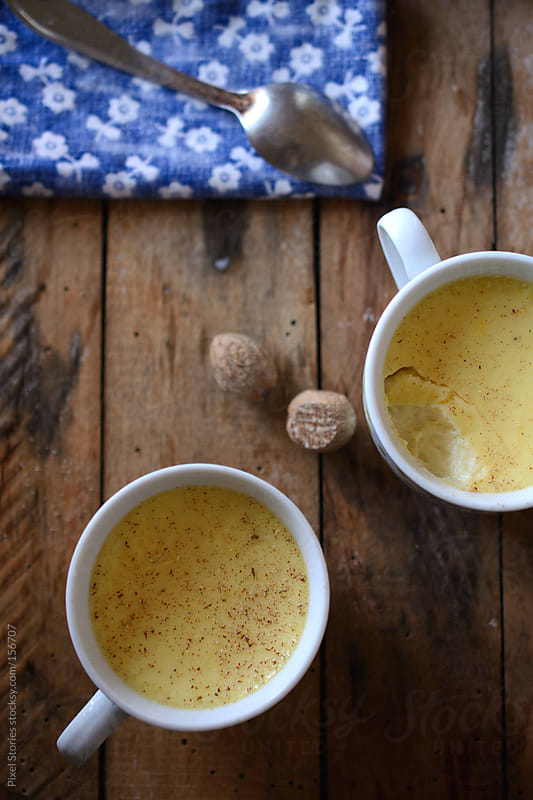 Baked custard by Pixel Stories for Stocksy United