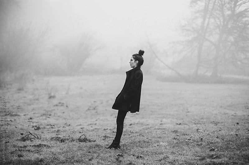 Foggy Mornings by luke + mallory leasure for Stocksy United