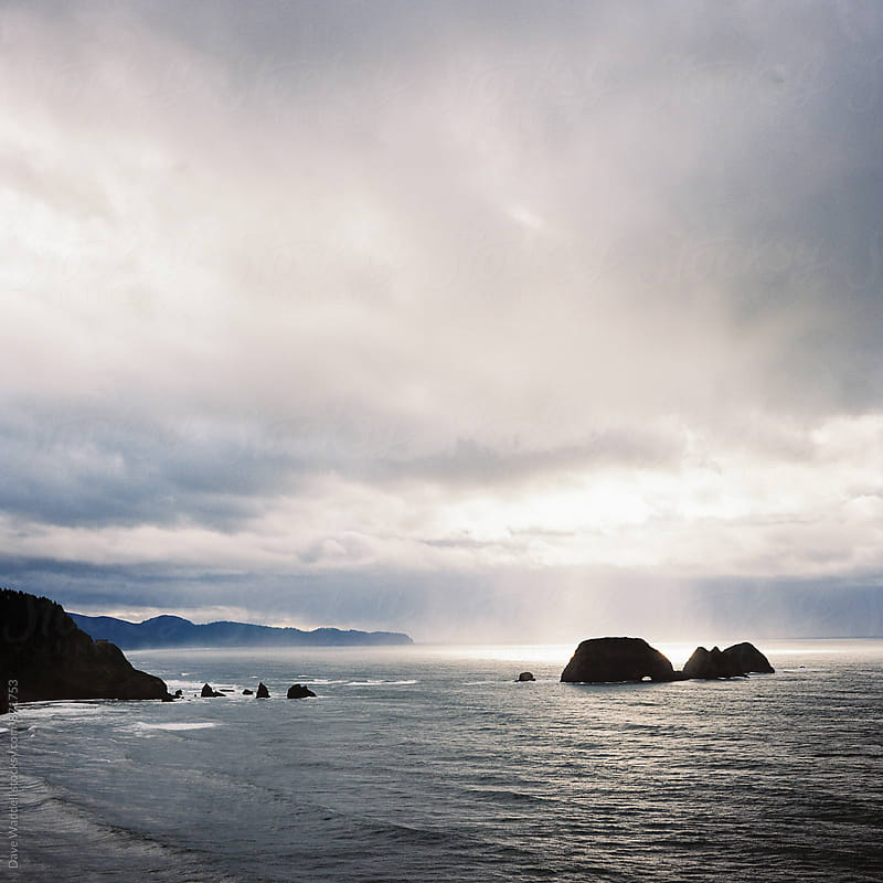 Coastal View in Oregon by Dave Waddell for Stocksy United