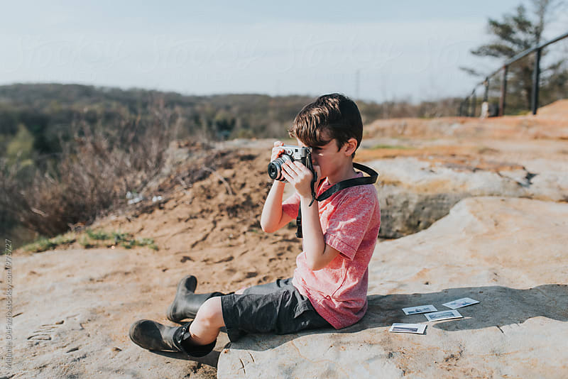 exploring by Melanie DeFazio for Stocksy United