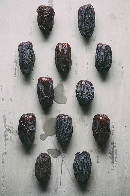 Dried dates by Giada Canu for Stocksy United