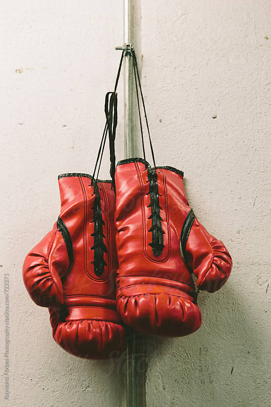 Boxing Gloves by Raymond Forbes LLC for Stocksy United