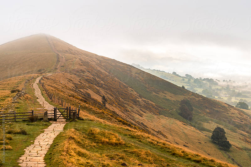Hollins Cross, Peak District by Rich Jones for Stocksy United