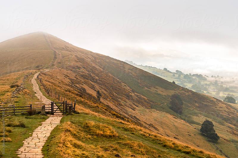 Hollins Cross, Peak District by Rich Jones for Stocksy United